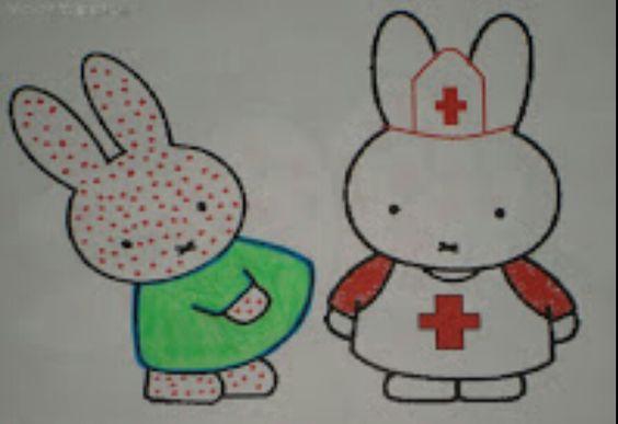 raamschildering thema ziek zijn thema ziek zijn