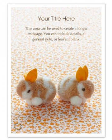 Throwing an Easter brunch or get together? Invite guests with these free Easter-themed online invitations from pingg.com.Choose This Invitation