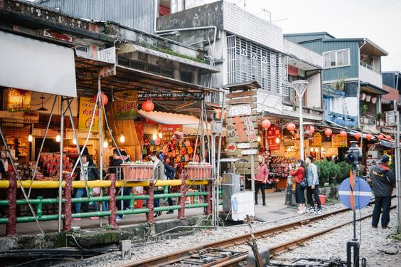 Shifen - Taiwan