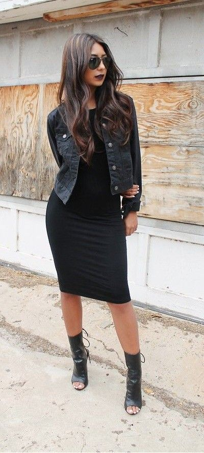 all black outfit 6: