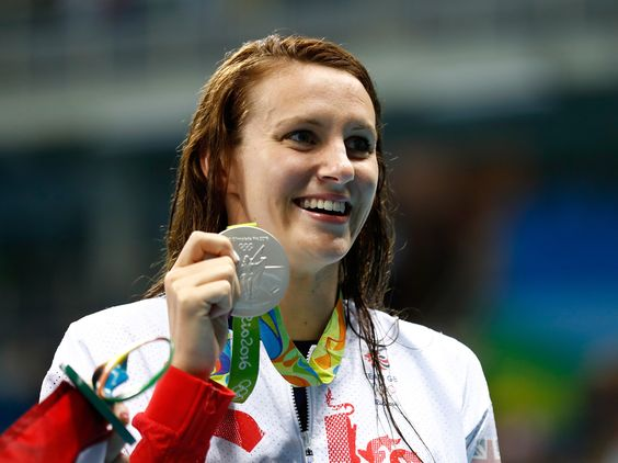 Britain's Jazz Carlin was overjoyed to claim silver in the 400 metres freestyle final on Sunday night on a dramatic night for Team GB in the…