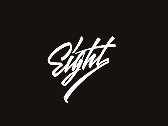 Recent logos, apparel letterings and tattoos. by Sergey Shapiro, via Behance