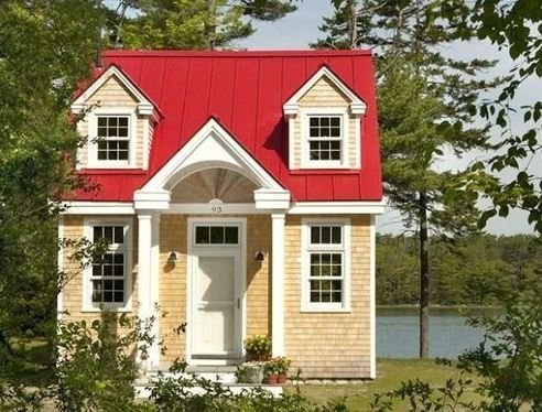 Cutest. Cottage. Ever.