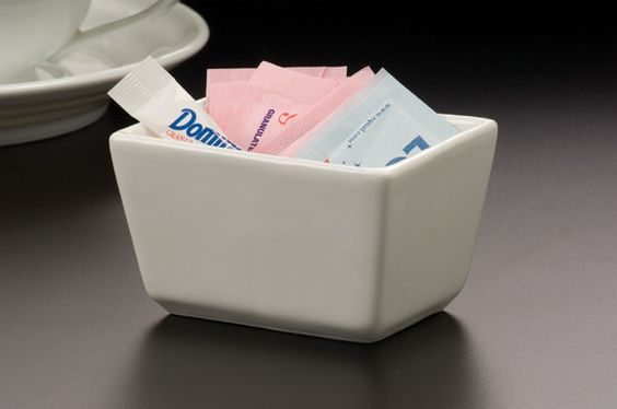 Ceramic Sugar Packet Holder