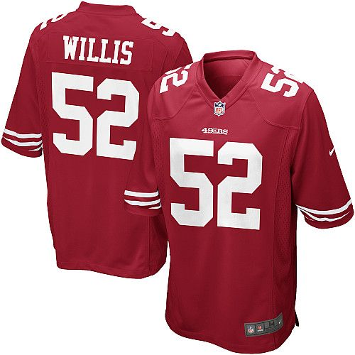 P. Willy's Jersey