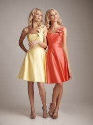 Allure Bridesmaid Dresses - Style 1231 @Ali McCready