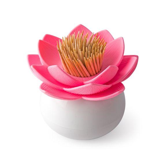 QUALY Lotus Toothpick Holder 蓮花好剔