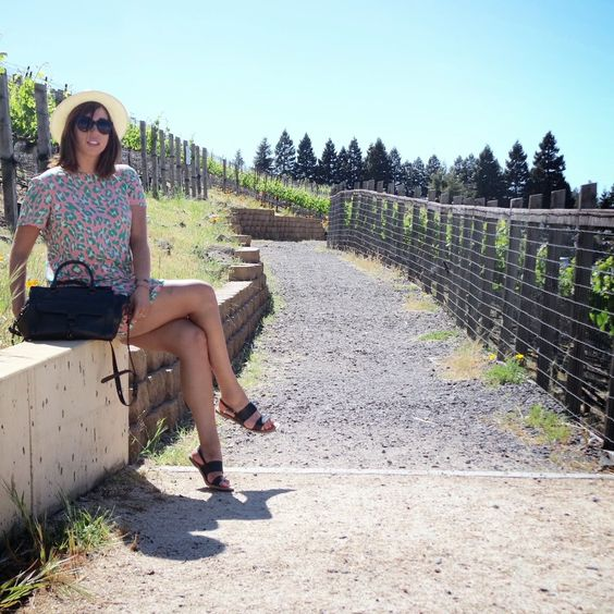 Wine country chic