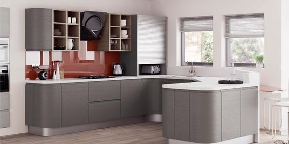 Kitchen unit john lewis and grey kitchens on pinterest for Kitchen design john lewis