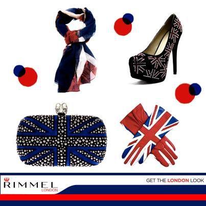 ¿Qué accesorio te gusta más y con qué producto Rimmel lo combinarías? #GetTheLondonLook