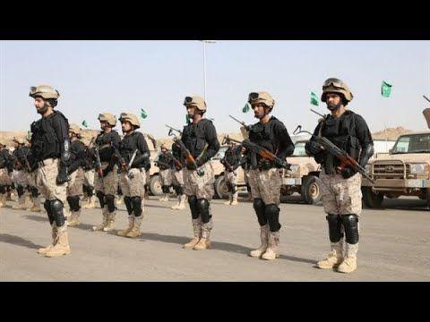 استعراض الجيش السعودي ثاني اقوى جيش عربي اسود الحرمين 2018 Soldier Youtube Pakistani