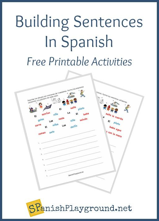 Months Of The Year In Spanish Spanish Worksheets Learning