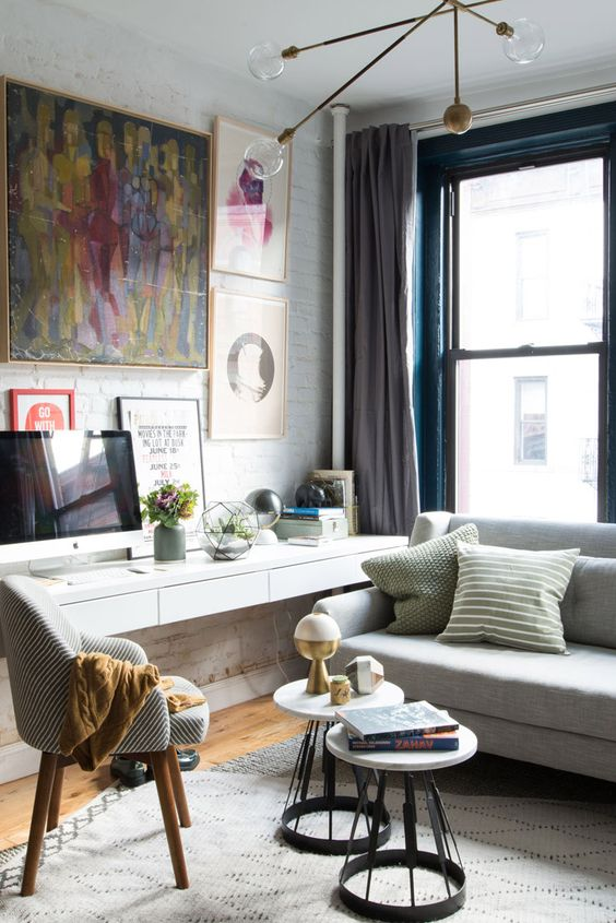 How To Make The Most Of A 500 Square Foot Apartment West