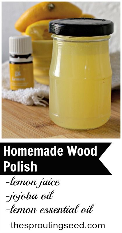 Homemade wood polish kim ayres 1529959 email for Homemade furniture polish with essential oils