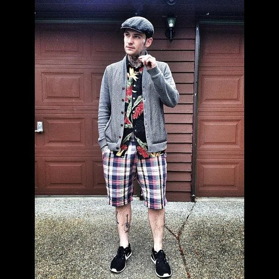 """Old man Thompson would be proud of this outfit if he didn't blow himself to smithereens.""-William Control"