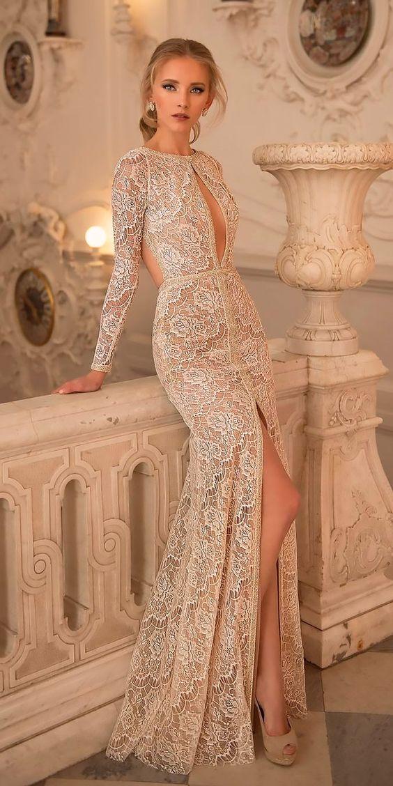 Totally Unique Fashion Forward Wedding Dresses