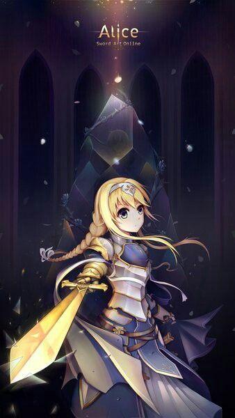 Pin By Otakugirl On Alice Sword Art Online Wallpaper