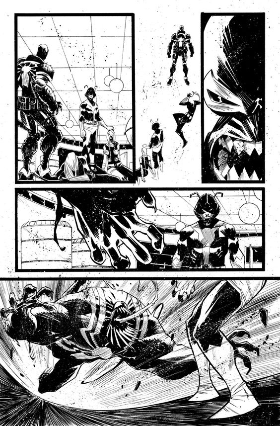 Secret Avengers 36 - page 12 by MatteoScalera on DeviantArt