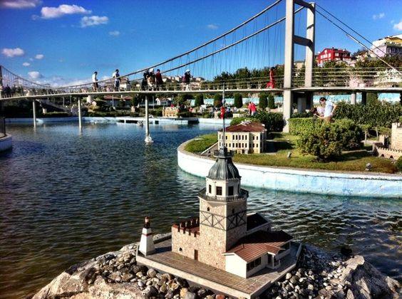 Miniatürk, Estambul, Turquía