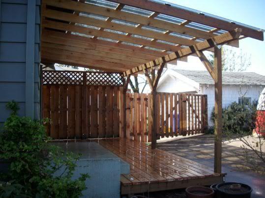 Overdekte terrassen overdekte patio ontwerp and overdekte terrassen on pinterest - Overdekte patio pergola ...