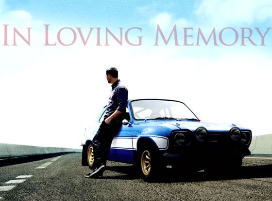A Tribute to Paul Walker Tributo a Paul Walker (Oficial)