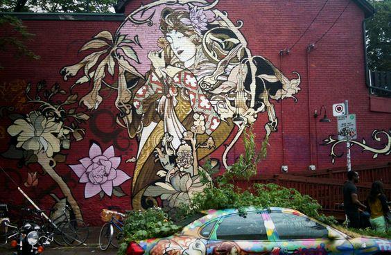 Kesington - Toronto, Canada. Aout 2013