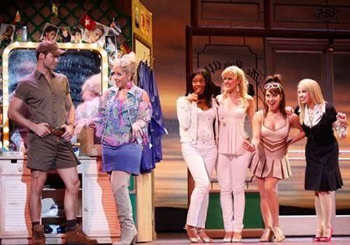 legally blonde the musical | got an interview with one of the cast of Legally Blonde: The Musical ...