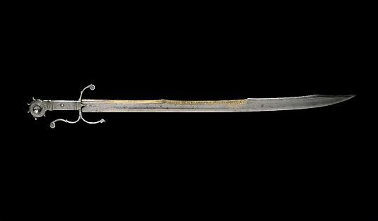 SWORD (storta or falchion), 1490–1500. The Metropolitan Museum of Art, New York. Purchase, The Lauder Foundation Gift, 1984 (1984.73) #sword