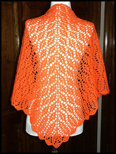 Crochet Patterns For Lace Weight Yarn : Lace, Wool and Shawl on Pinterest