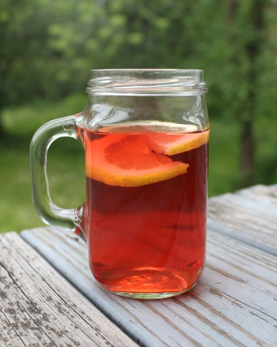 serve sun tea