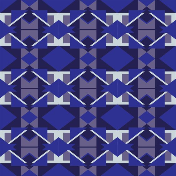 Download Rotating Triangles - Graphic Design Element Pattern Download