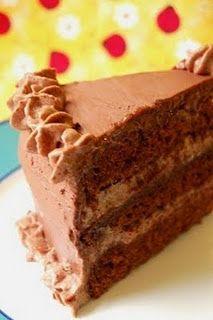 Cinnamon - Caramel - Ganache Layer Cake