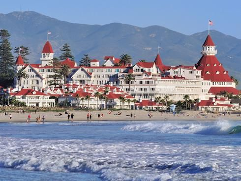 Image result for coronado beach san diego