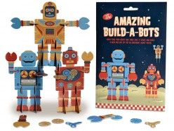 Build-a-Bot Activity Pack