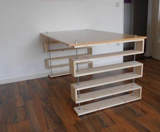 Ihr wolltet schon immer ein Designer Möbelstück euer Eigen nennen? Dann ist das jetzt eure Chance: Hier findet Ihr die Bauanleitung zum Design Esstisch - #OBI Selbstgemacht! Blog. Selbstbauanleitung für jedermann.