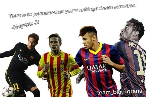 Neymar ❤️ he is one of the best players in the world, we are lucky to have him in FCBarcelona