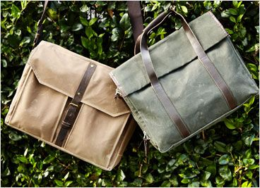 Nice bags from Robert Graham & Property of.