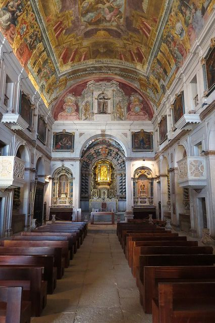 Santuario de Nossa Senhora do Cabo Espichel .Portugal
