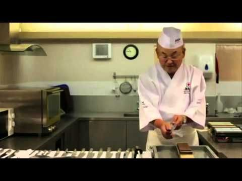 ▶ Japanese Knife Sharpening & Water Stones with Mino Tsuchida - YouTube
