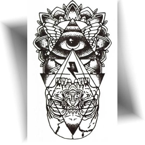 24++ Tatouage oeil de la providence inspirations