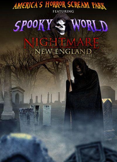 Spooky World, NH/MA