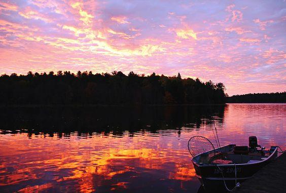Sunrise Photograph - Fiery Dawn by Debbie Oppermann