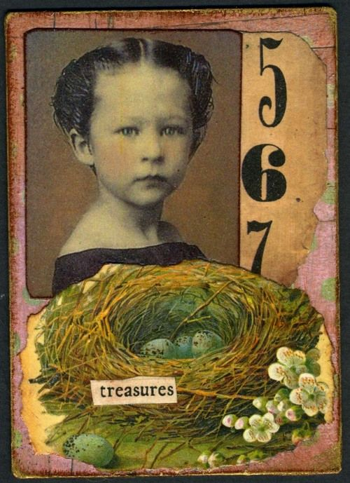 ATC - Treasures
