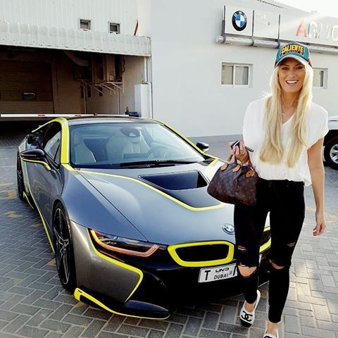 Alex That Girl With The Cars Supercarblondie Instagram Photos And Videos