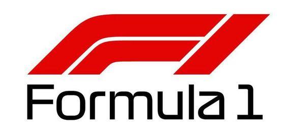 Logotipo Formula 1 2018
