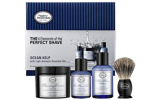 Art of Shaving: The 4 Elements of the Perfect Shave – Ocean Kelp