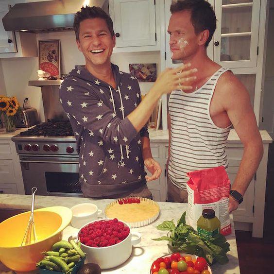 David Burtka and Neil Patrick Harris: Married Famous Gay