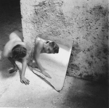Francesca Woodman - Self Deceit