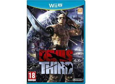 Devil's Third - Wii U Game - http://tech.bybrand.gr/devils-third-wii-u-game/