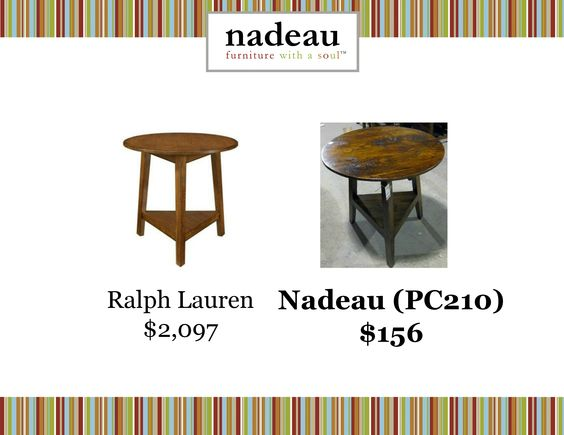 Nadeau Furniture With A Soul Store Offers A Wide Variety Of Unique,  Handmade Home Furnishings. Visit A Location To See Why We Are The Best  Furniture Store.